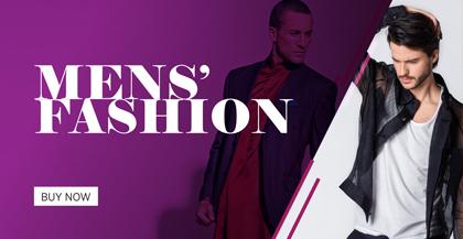 Mens New Fashion