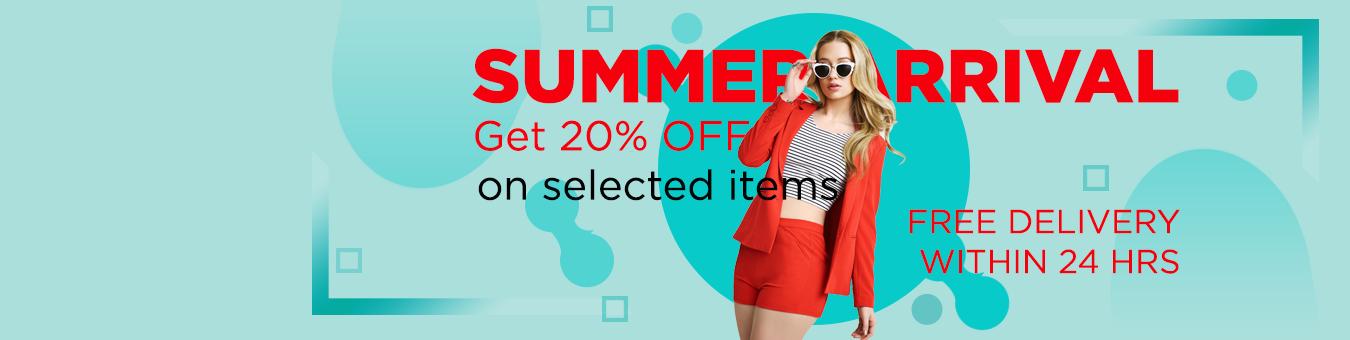 Womens  Summer Fashion