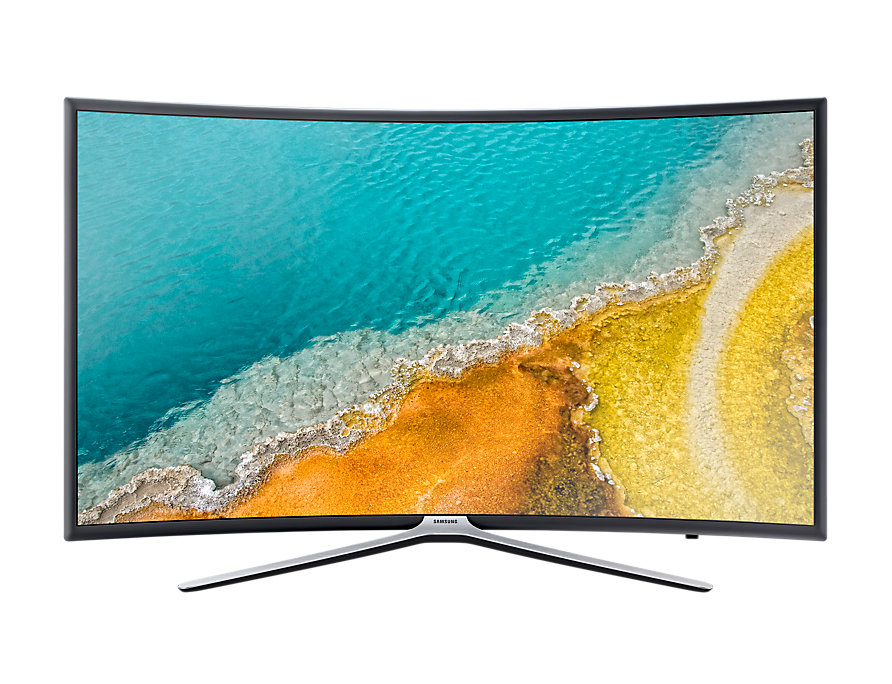 Curved Television 55K6300
