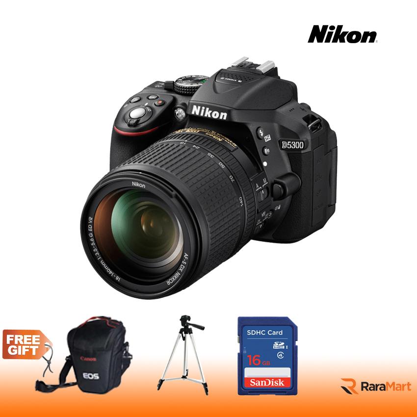 D5300 Nikon DSLR D5300 AFP 18-55 VR