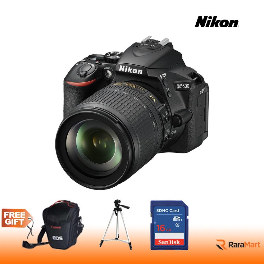 D5600 Nikon DSLR D5600 AFP 18-55 VR