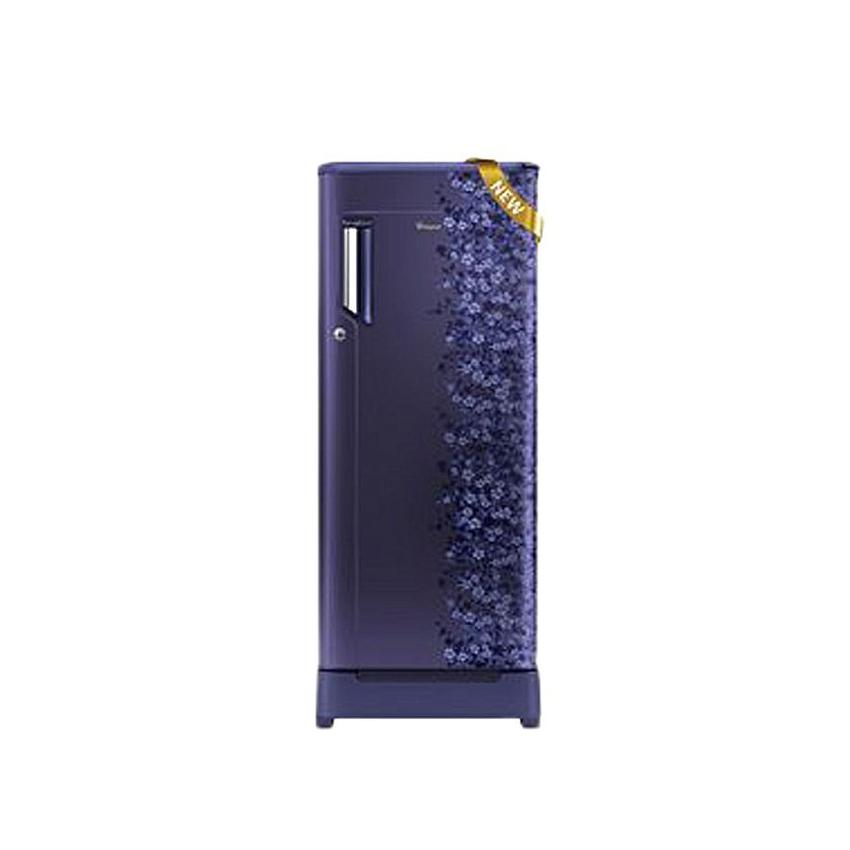 Whirlpool Whirlpool 70624 215L Single Door Refrigerator - (Blue)