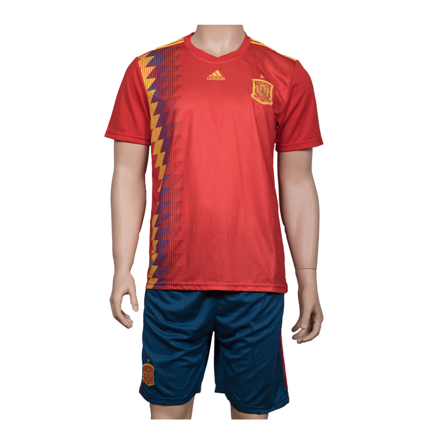 ba5b14cc0 Belgium Football Team Jersey Home-FIFA WC 2018-Raramart Nepal ...