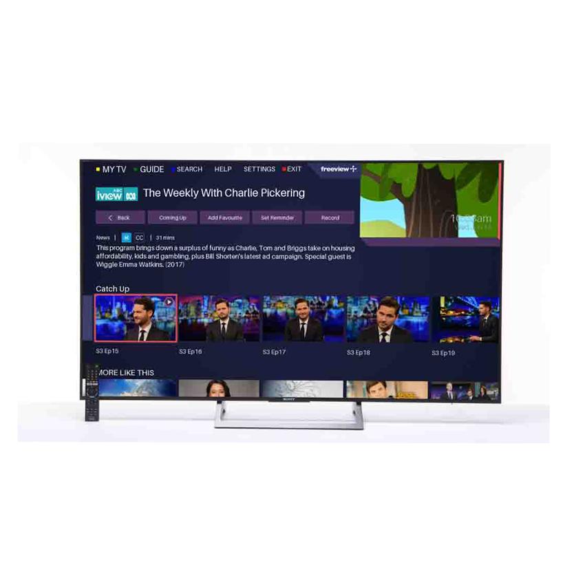 """Sony 65"""" 65X7000E 4K TV"""