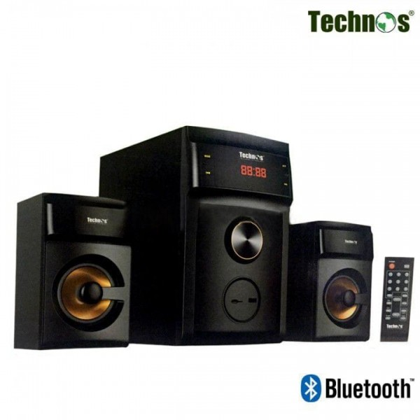 2.1 MM Speaker LA-161G With Bluetooth