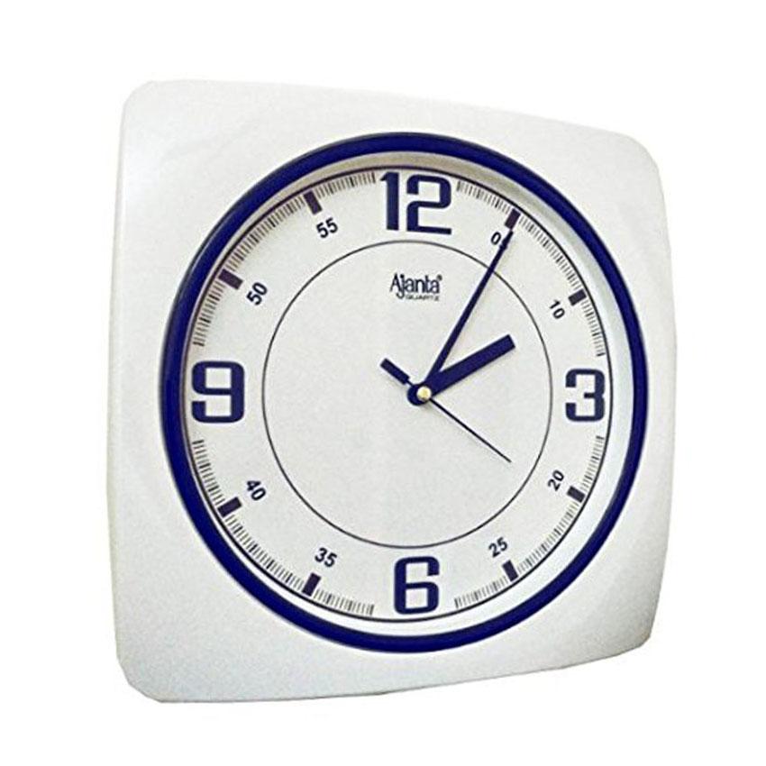 Ajanta Simple Wall Clock 2347 Raramart Nepal Online Shopping In