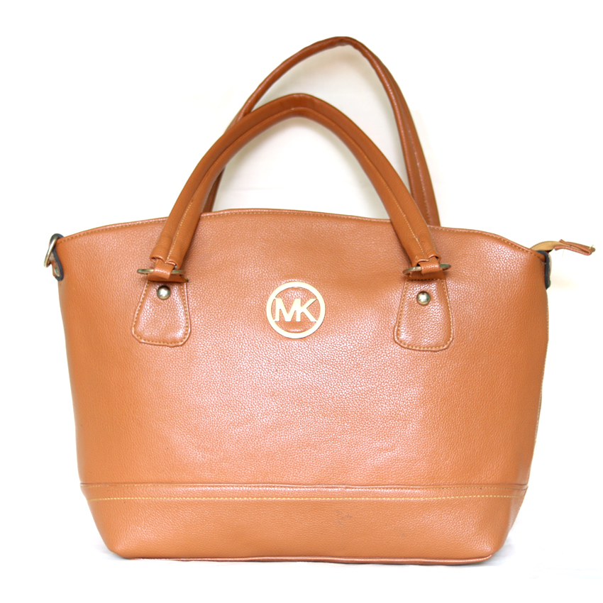 baae6f45c677 ... mk leuxpebble leather design branded shoulder and hand carry bag