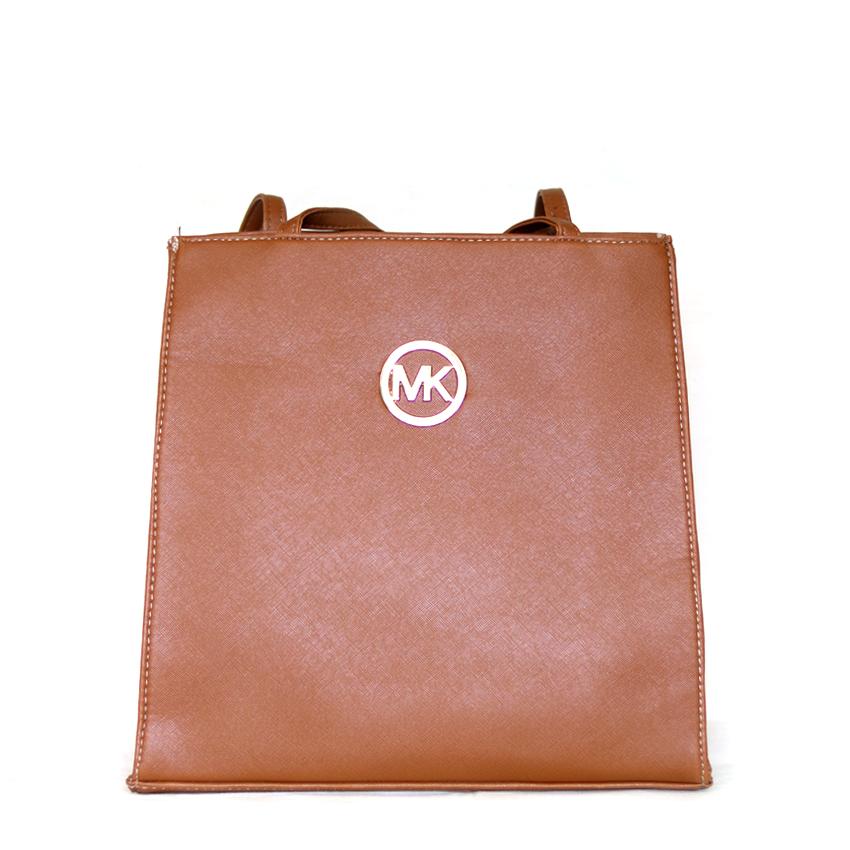 MK design pattern casual shoulder carry bag *