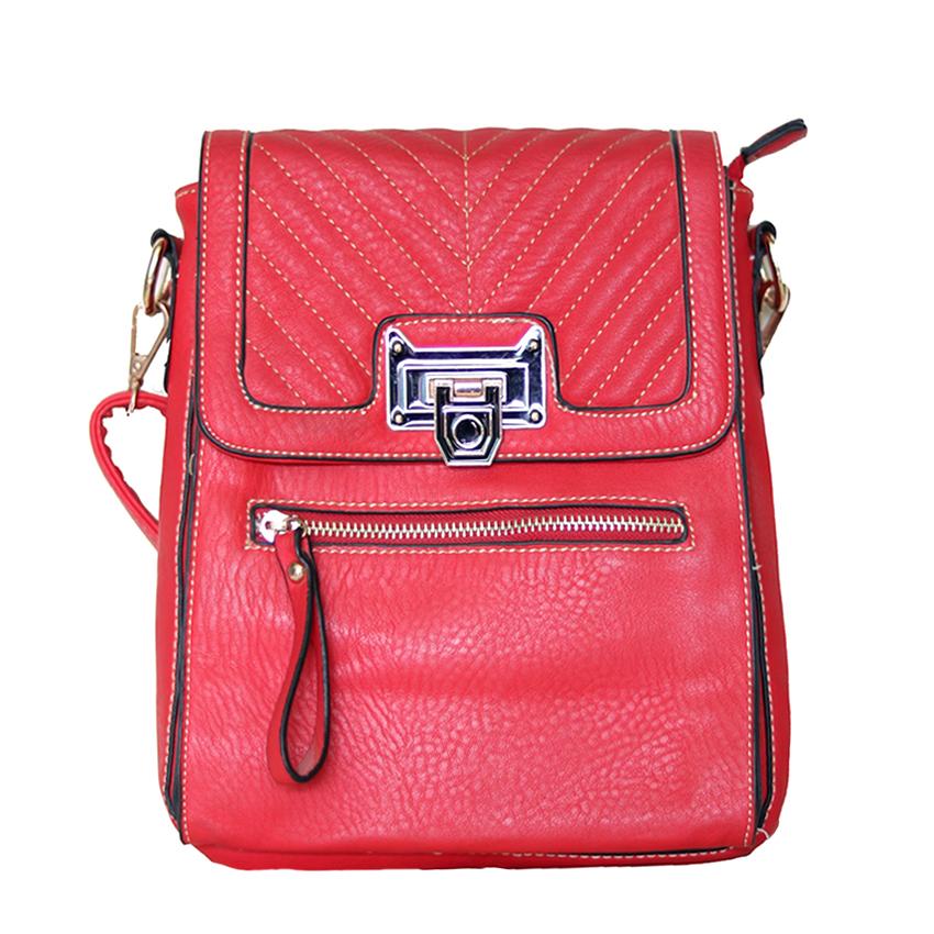 "santrik- mini side front lining close and lock bag""for women"