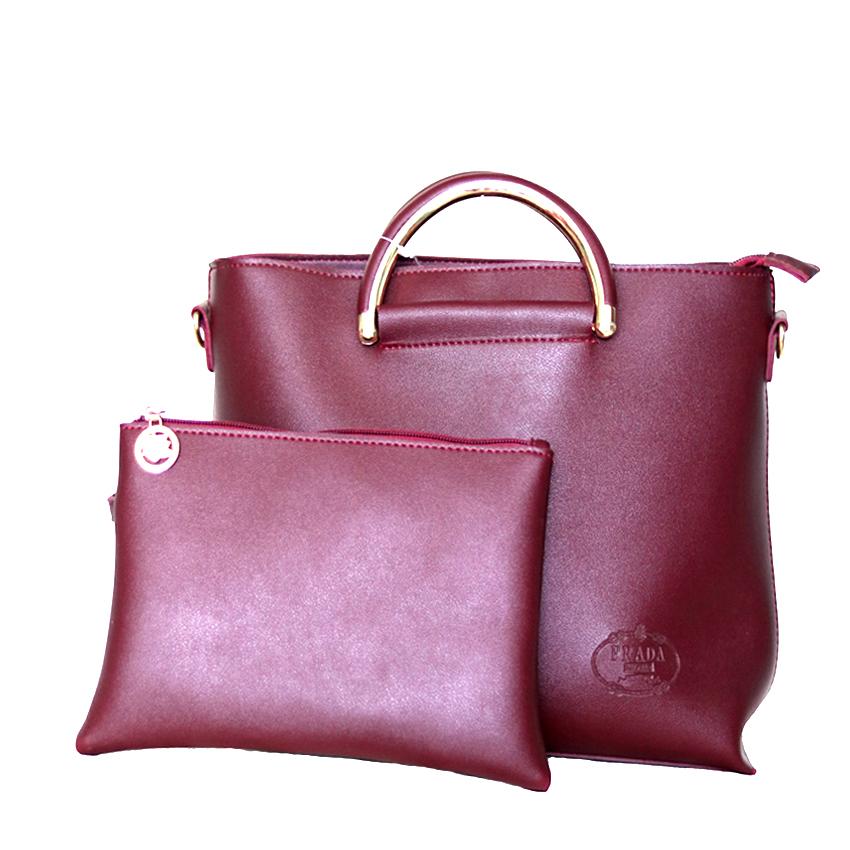 Prada with one small bag free