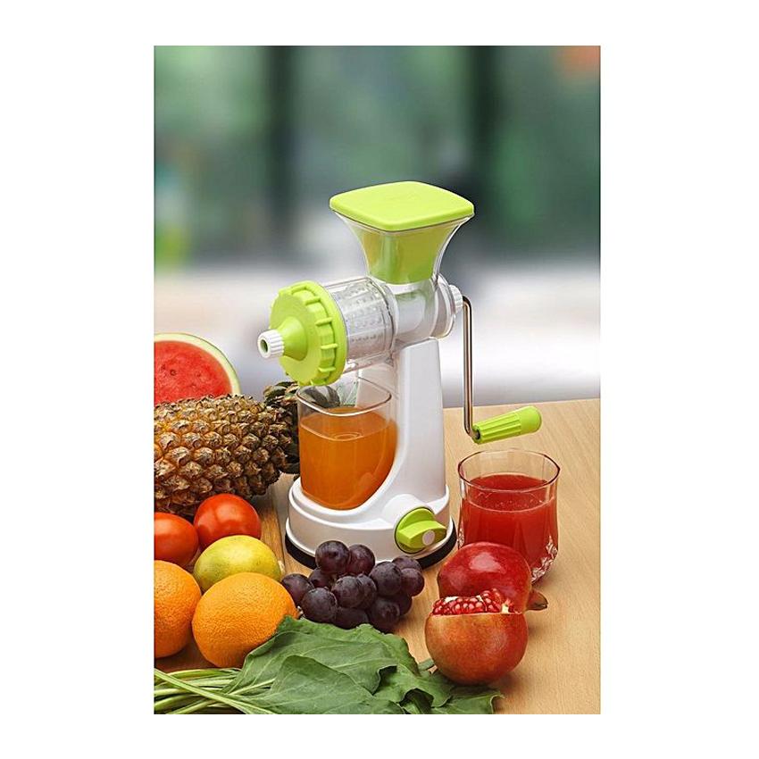 New Smart Fruit & Vegetable Multipurpose Juicer- Color Assorted