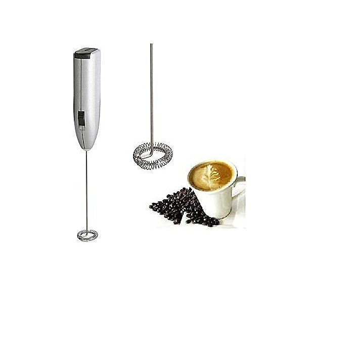 Electronic Milk/Coffee/Egg Frother Mixer