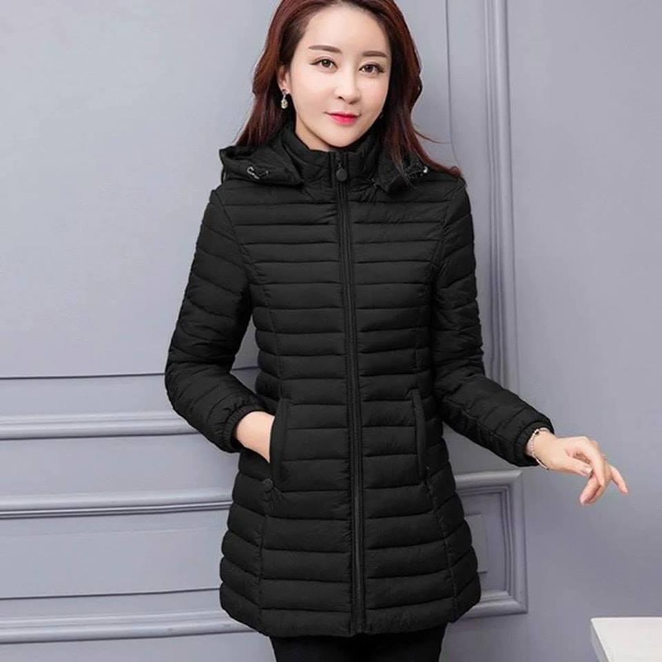 Black Long Jacket For Women
