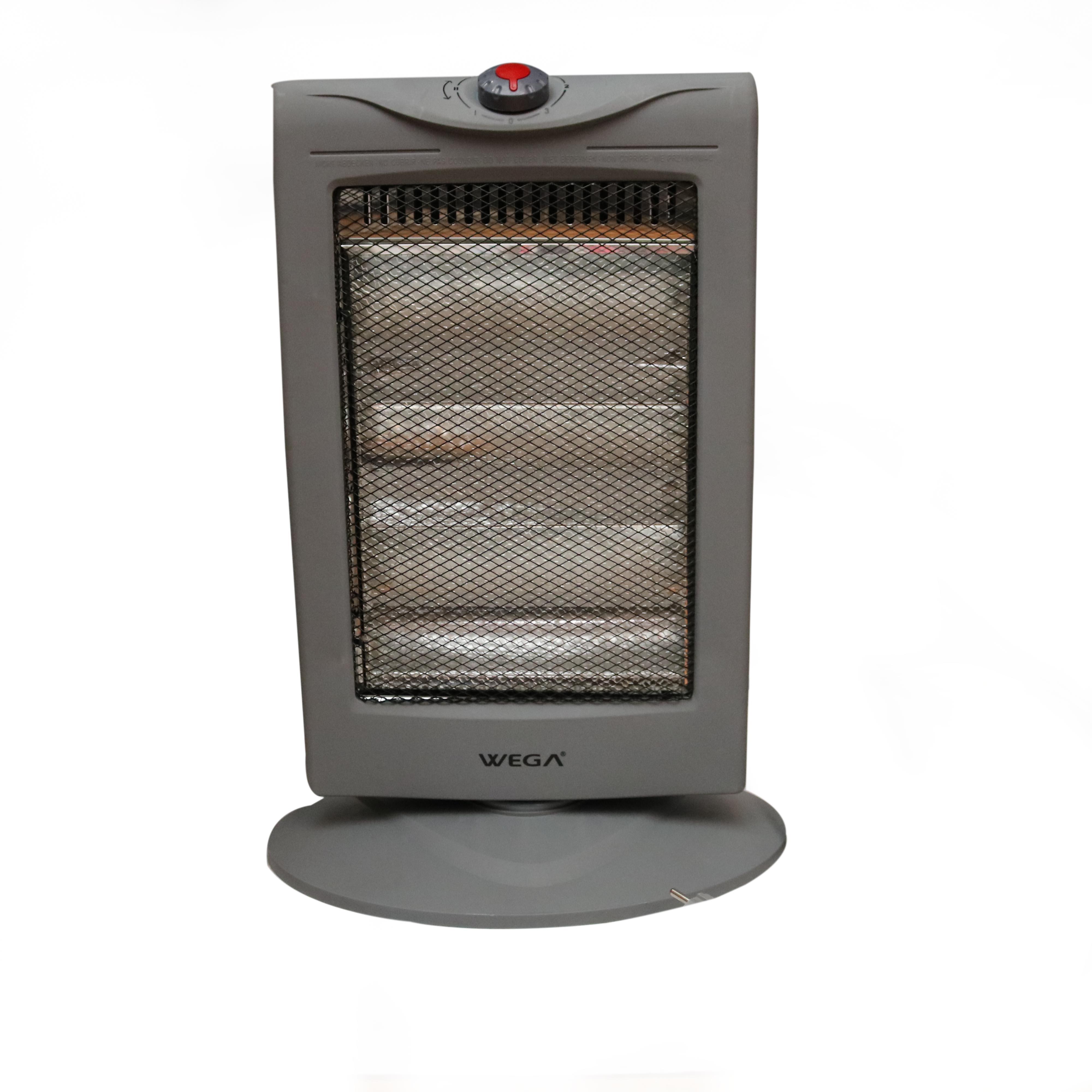 Wega Grey Halogen Heater