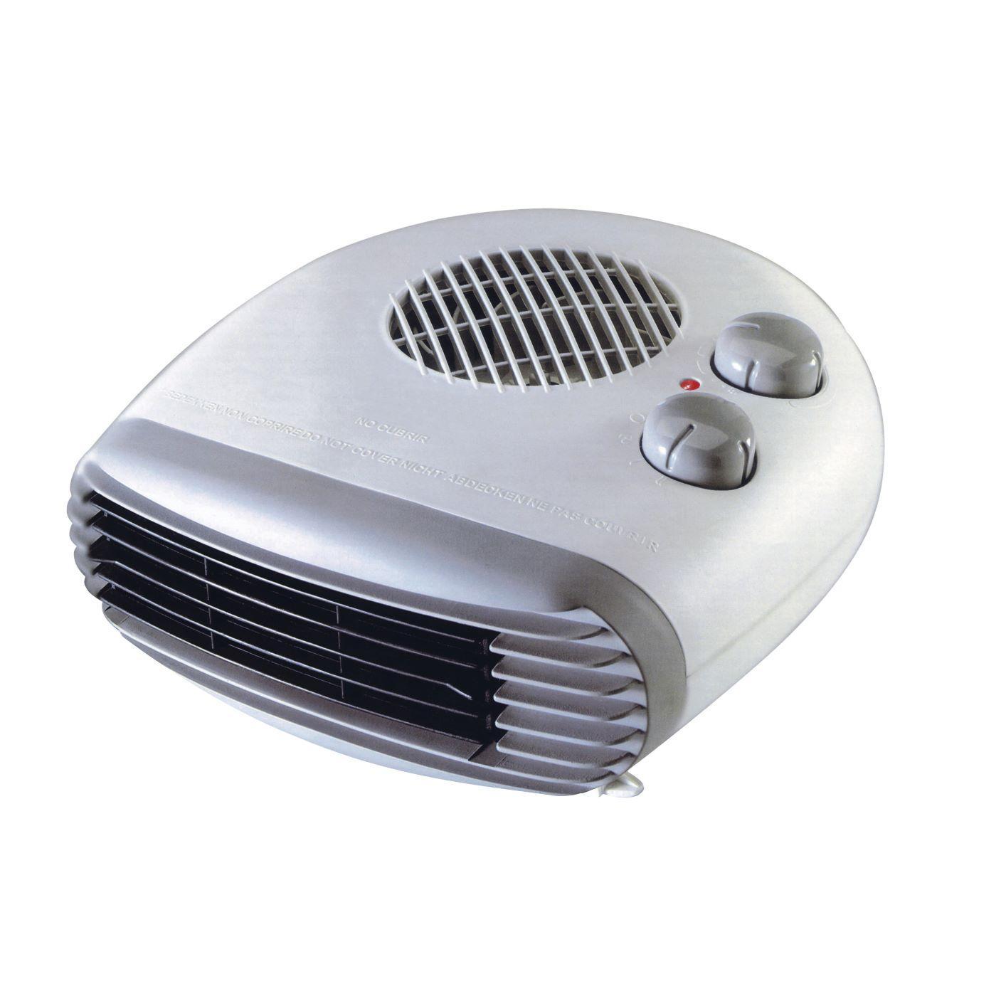 FH-102 Fan Heater - Dark Grey