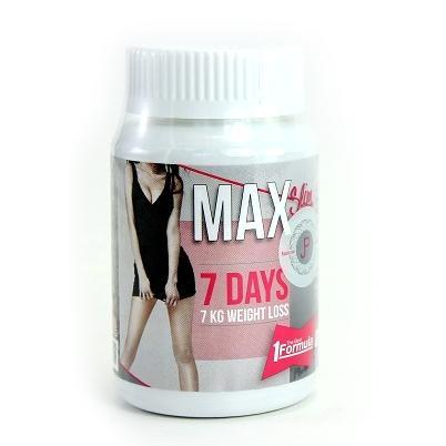 Max Slim Diet Capsule 30 Capsules Raramart Nepal Online Shopping