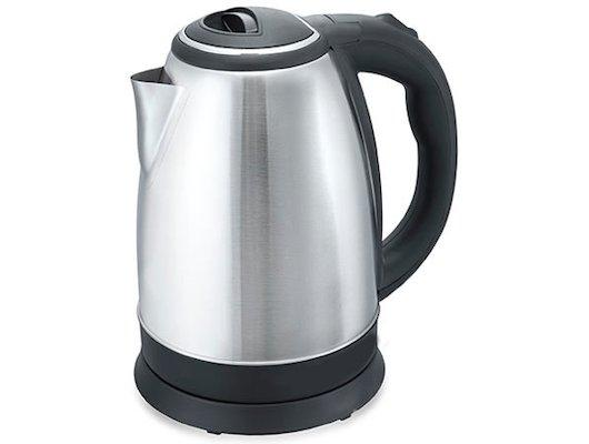 Electric Jug Stainless Steel Kettle Auto Off Cordless