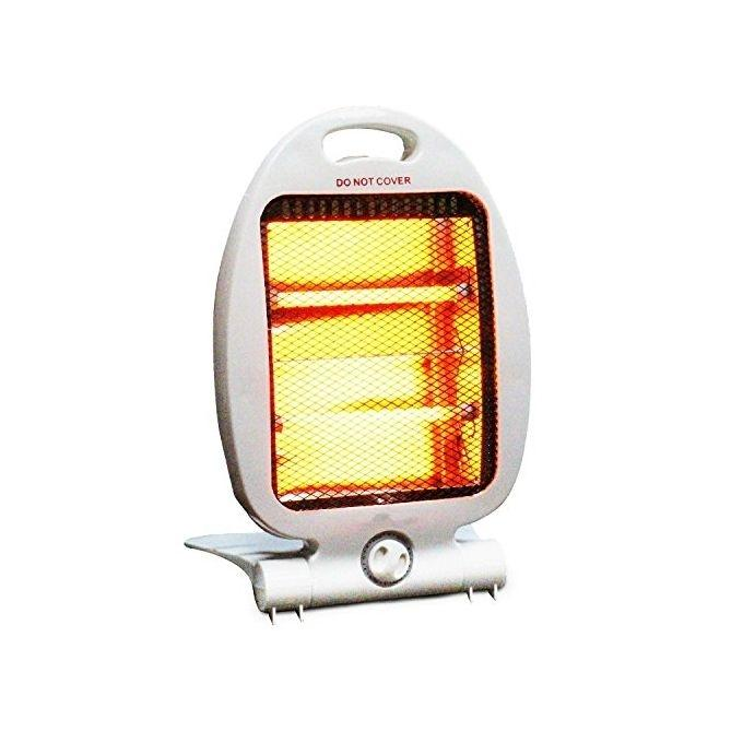 Halogen 800W 2 Rod Electric Heater