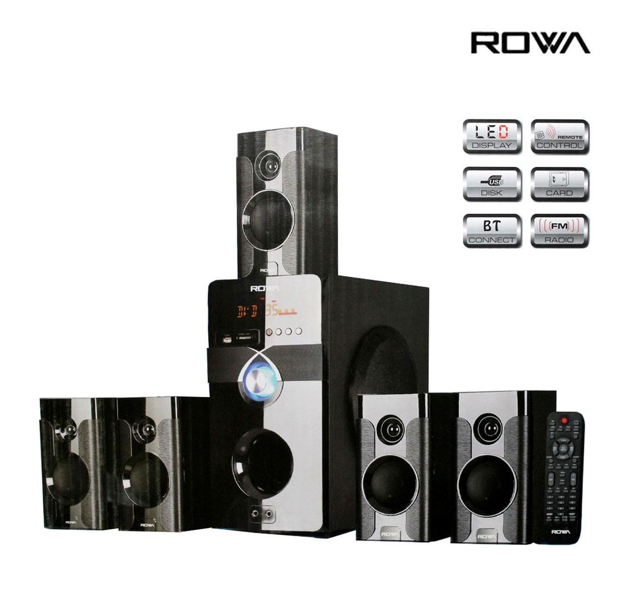 5.1CH multimedia karaoke speaker system (RH-7833)