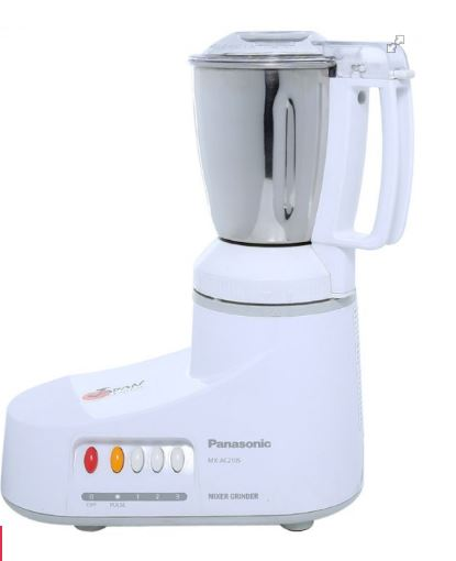 0575316fc Panasonic Panasonic MX-AC210 550W 2-Jar Blender Mixer Grinder
