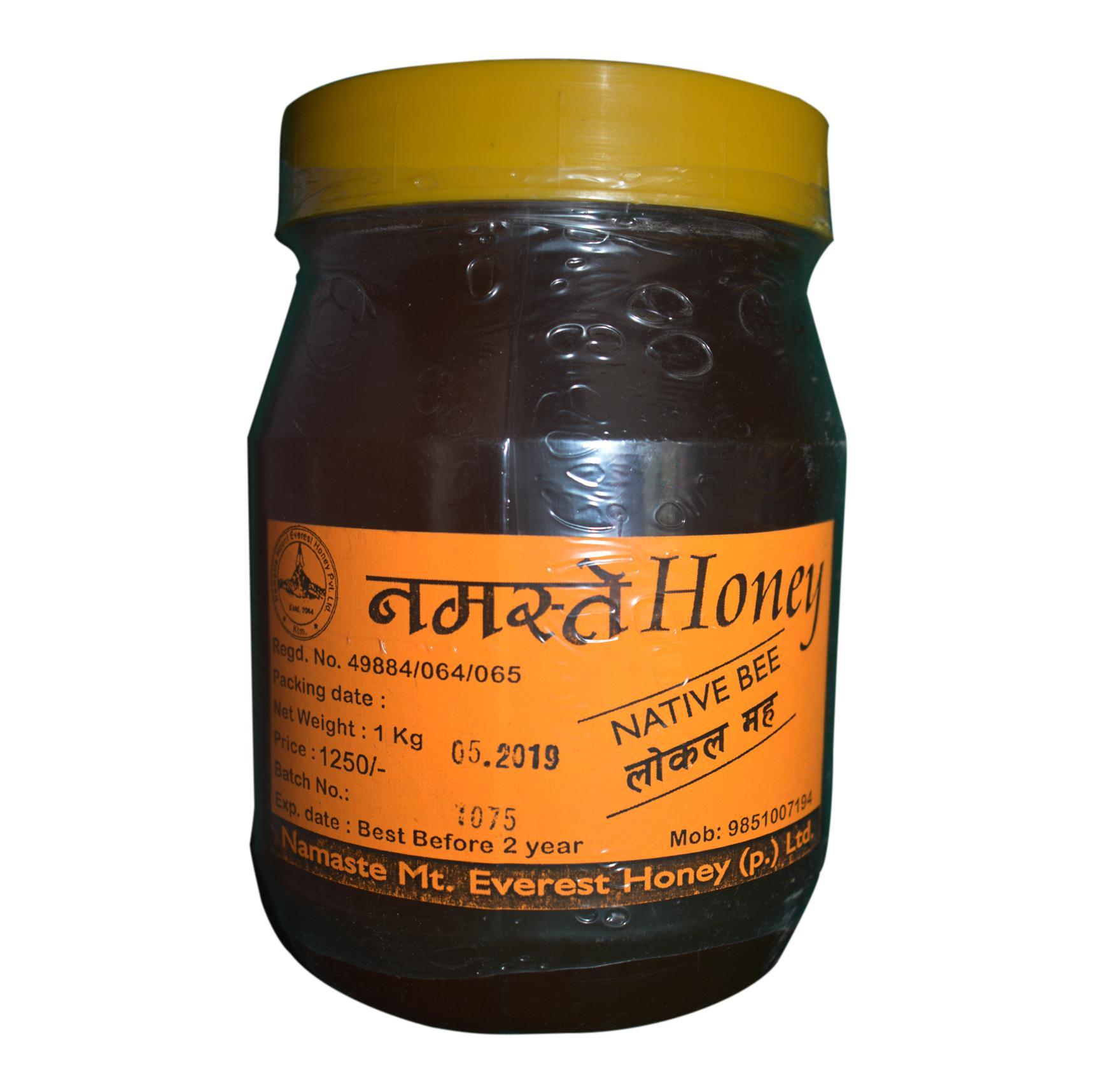 Local honey