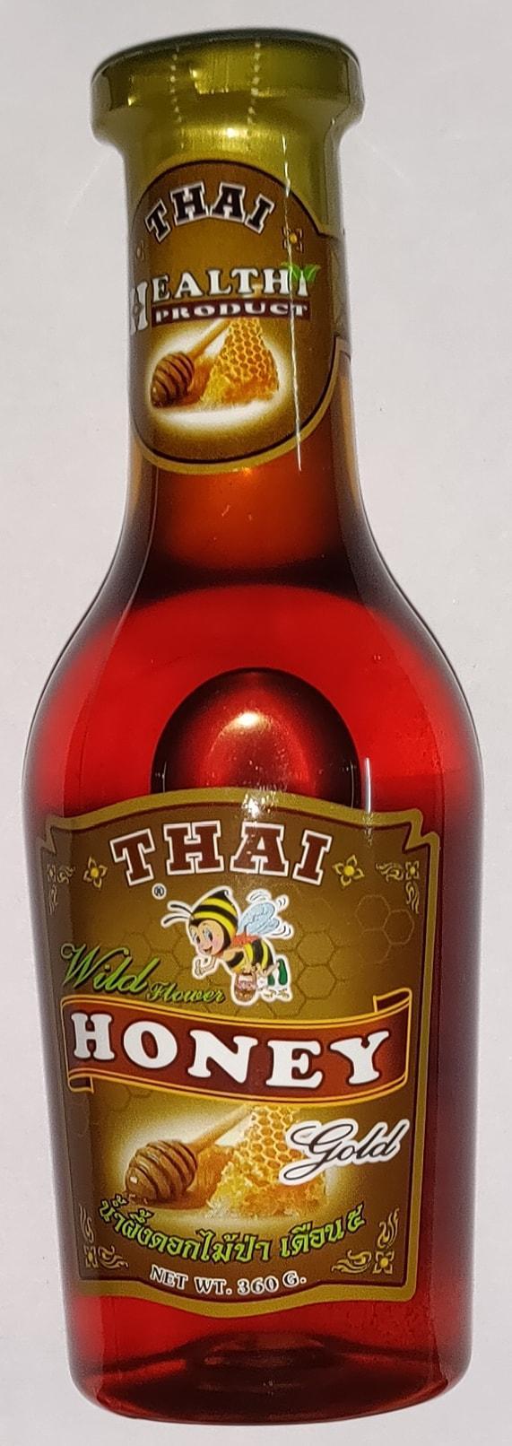 Thai Wild Flower Honey 360ml