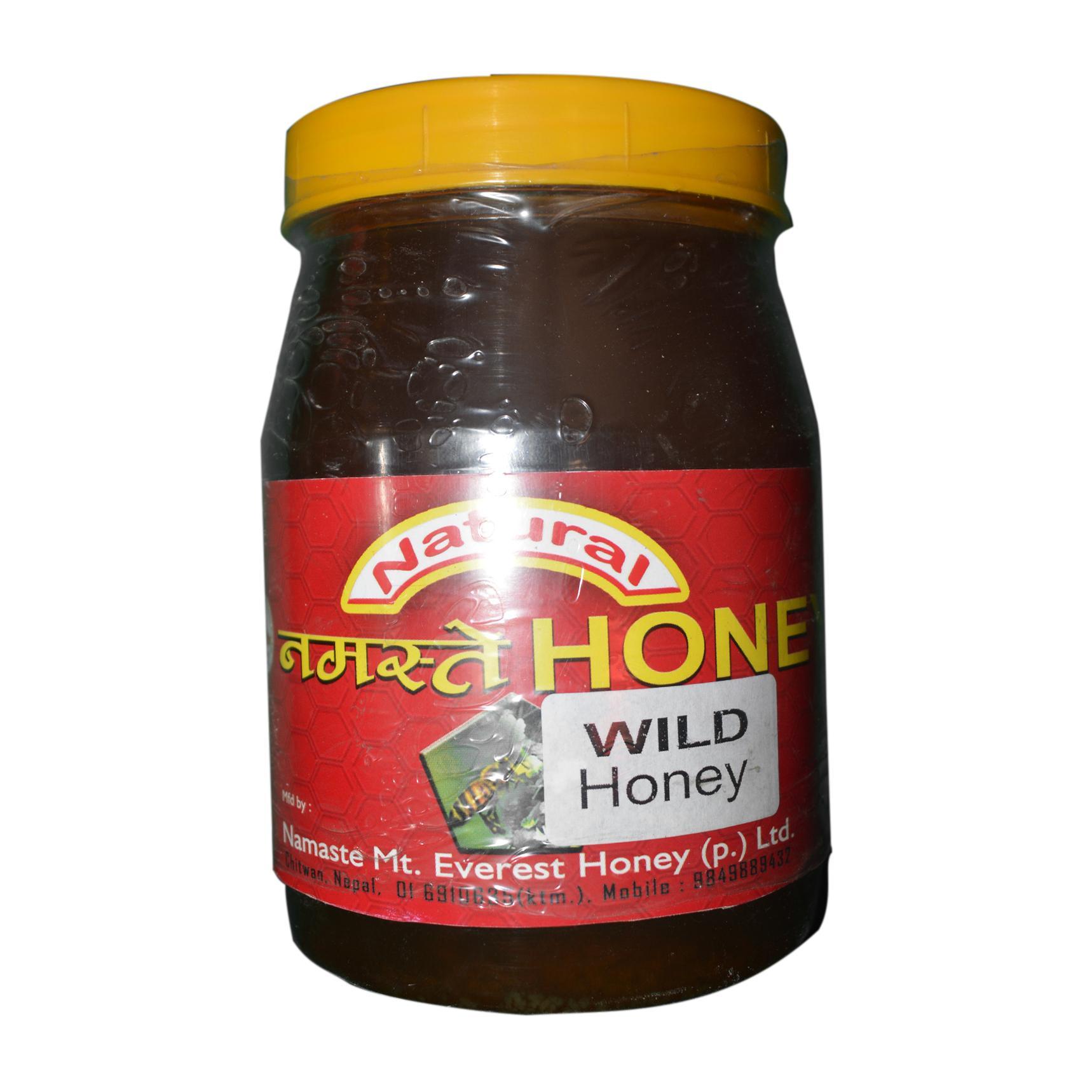 Namaste Wild Honey 500g