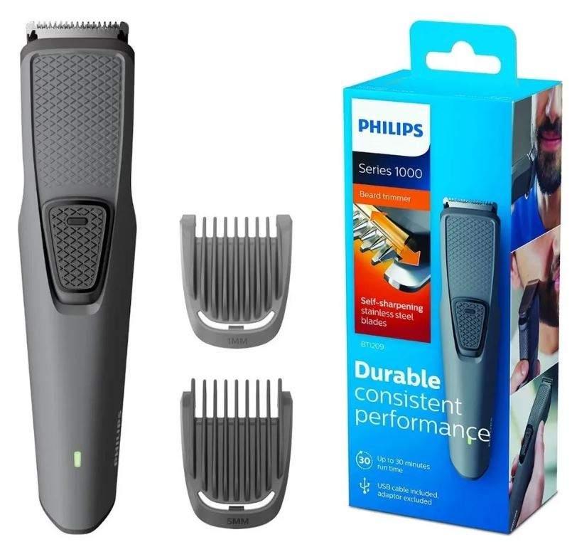 Philips Beardtrimmer Series 1000 Bt 1209/15 Hair Clipper – Shaver (3.2 cm)