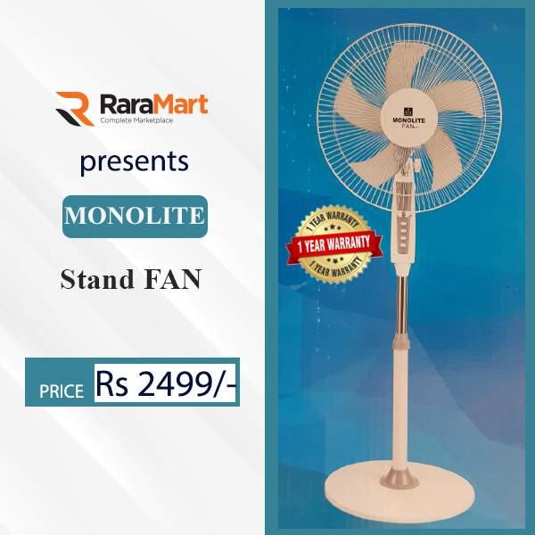 """MONO Lite Stand Fan 16"""" Stand Fan"""