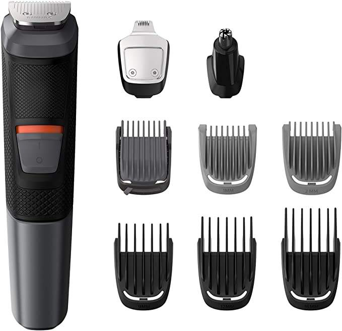 Multigroom series 5000 9-in-1, Face and Hair Trimmer MG5720/15