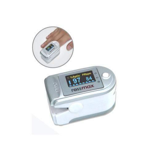 Finger Pulse Oximeter Rossmax PO 150