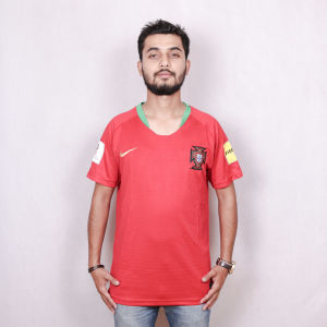Portugal Full Home Jersey High Quality