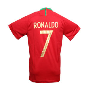 Portugal printed high quality jersey