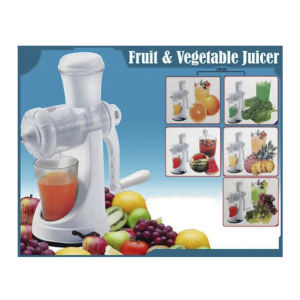 Fruit & Vegetable Juicer
