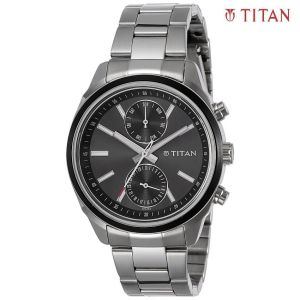 Titan 1733Km01 Analog Watch For Men No Ratings