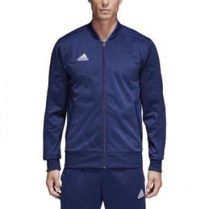Adidas Blue Condivo 18 Football Jacket For Men - CF4319