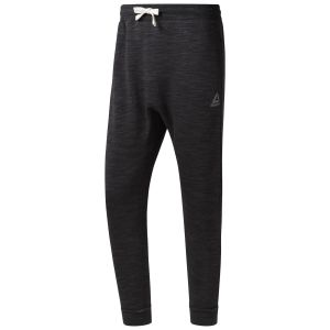 Reebok Black Training Essentials Marble Pant For Men - (D94194)