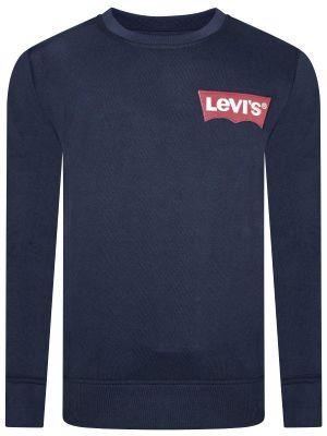 Levis Navy Blue Light Winter Sweatshirt For Men (59638-0001)