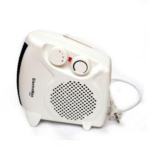 White Fan Heater