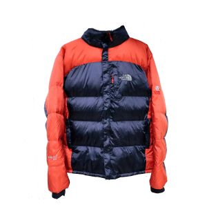 The North Face Orange/NavyBlue  Down Jacket  for Men