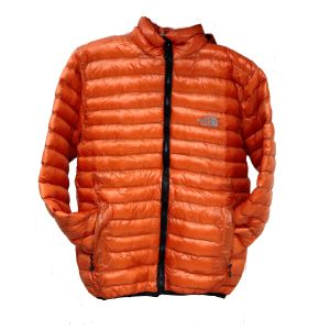 The North Face Orange silicon   Jacket For Men