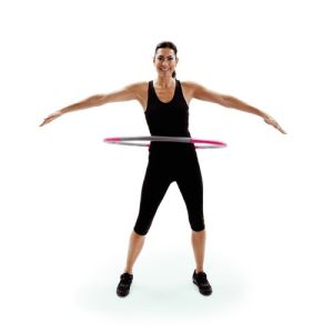66fit Weighted Hula Hoop - 2.0kg