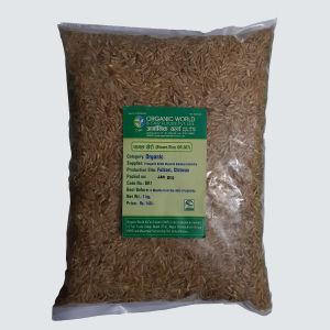Brown rice 1kg Local