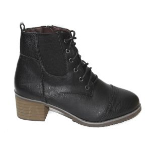 Lace Heel Boots For Women