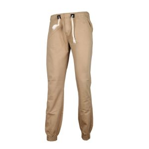Cotton Joggers For Men Brown Color