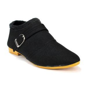 Black Boot For Women