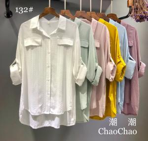 New Arrival Cotton Shirts For Women