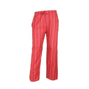 Bhutani Line Pattern Cotton Trouser