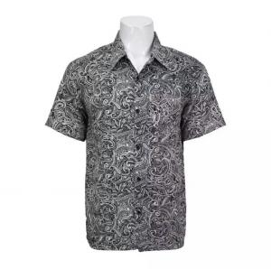 Floral Printed Shirt For Men Color Available