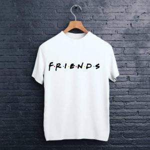 Vastra Friends Tshirt Unisex-White